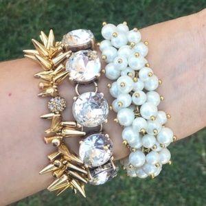 Jewelry - Cute bracelet stack